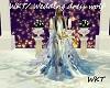 WKT/ Wedding dress wolf