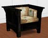 Ebony Dogwood Chair