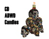 CD ADWD Candles