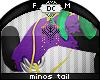 ~Dc) Minos Tail Lrg