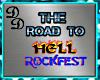 Male Rockfest Pants