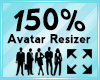 Avatar Scaler 150%