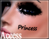 A. Princess Face Tattoo