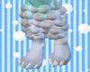 {CK} Leg Bubbles