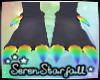 SSf~ Prism Dragon Feet F