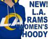 RAMS 2020 W HOODY    B