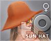 TP Sun Hat - Tomato