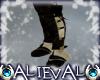 ~A~Gentleman Boots Black