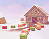 Pastel Ginger House