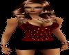 [GA]Strappy Dress Red
