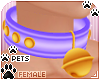 [Pets]Collar v2 | Purple