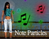 Note Particles