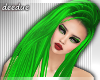 =D Spencer Toxic Green