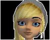Nozomi; Blonde hair Grey