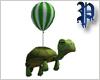 Turtle Balloon GWhite