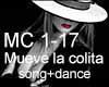 Mueve la colita + dance
