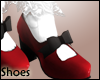 +LittleMerry+ Bow Shoes
