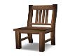 Downton Abbey chair