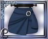 Wrap Skirt Blue RL