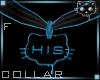 CollarBlackBlue F2bⓀ