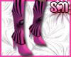 [SM] Pink-Black stiletto