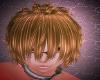Caramel Neko Hair