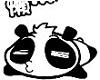 Max- T-Shirt  Panda