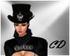 CD Rock Hat  Female