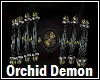 Orchid Demon Arm Bands