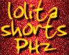PHz ~ Lolita Red Flake