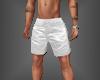Diran Navy Shorts White