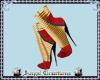 Alethelia Heels Red