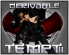 DERiVABLE Ama Loveseat