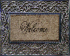 Welcome Mat  OUTDOORS