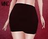 MNC Burgundy Skirt