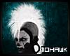 [MO]White Mohawk M