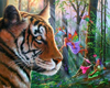 Tigers and Fairies