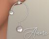 $  Silver Earrings ?