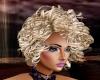 Hair Ash Blond Lizzy 581