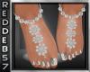 Diamond Flat Feet