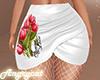 RLL White Skirt