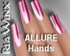 BCA Pink Nails