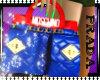 Moschino Blue Bag