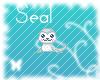 €~ Cute baby seal