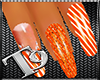 T9:Slushy Orange Nails 2