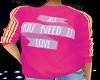 *N*All You Need is Love
