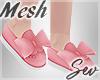 *S Kawaii Bow Shoes