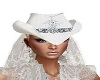 Country Bride Hat