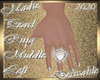 !a DRV Pearl Ring Middle