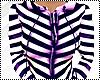 {ns} Stripe Hoodie